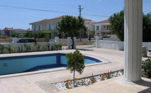 Новый дом в Кемере, Чамьюва, Турция со своим участком земли